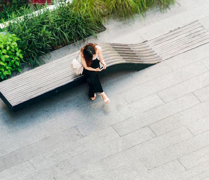 Mobiliario urbano Castellón