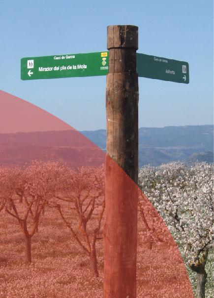 Señalización rural Castellón