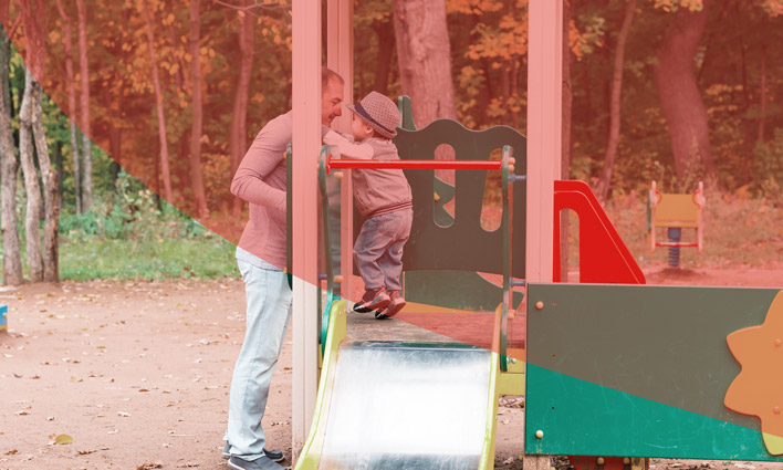Setra parques infantiles